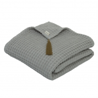 Bath Towel silver grey
