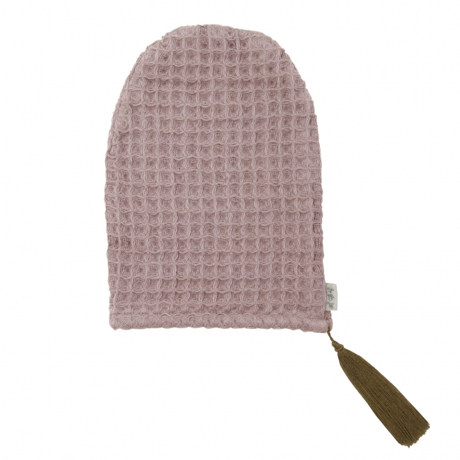 Bath Glove dusty pink - Numero 74
