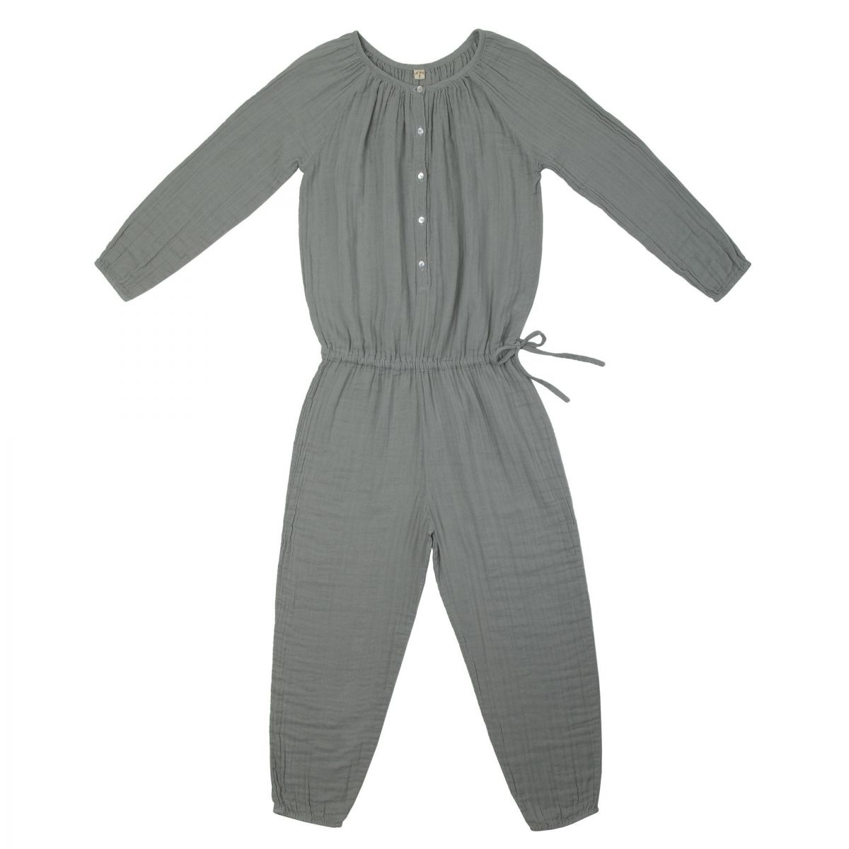 Numero 74 Naia Jumpsuit Mum silver grey