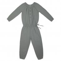 Naia Jumpsuit Mum silver grey