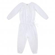 Naia Jumpsuit Mum white