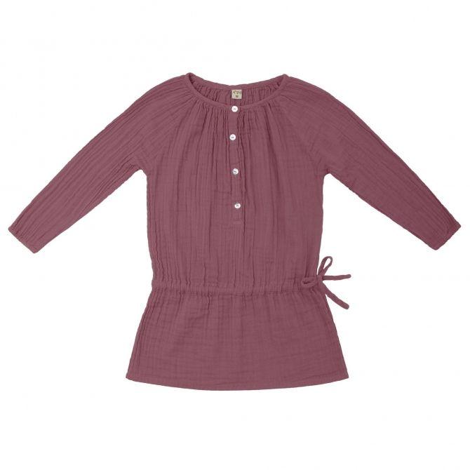 Numero 74 Sukienka dziecięca Naia malinowa