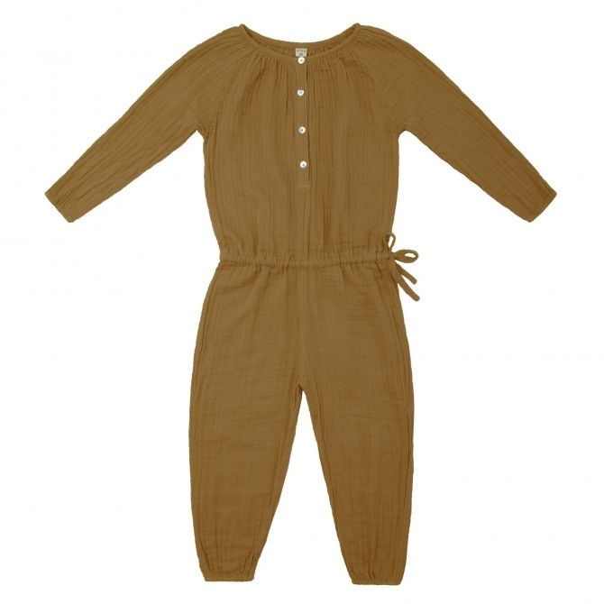 Numero 74 Naia Jumpsuit Kid gold