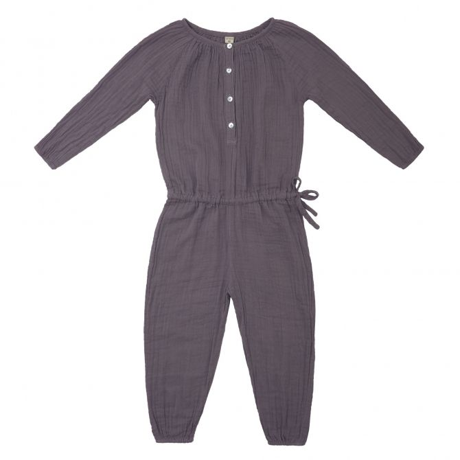 Naia Jumpsuit Kid dusty lilac - Numero 74
