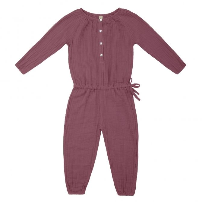 Naia Jumpsuit Kid baobab rose - Numero 74