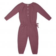 Naia Jumpsuit Kid baobab rose