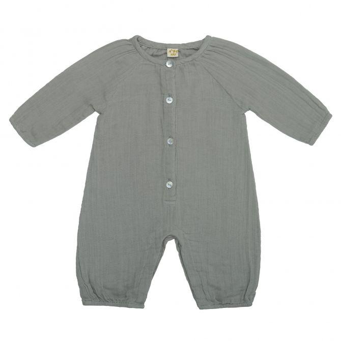 Leni Jumpsuit Baby silver grey - Numero 74