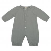 Leni Jumpsuit Baby silver grey