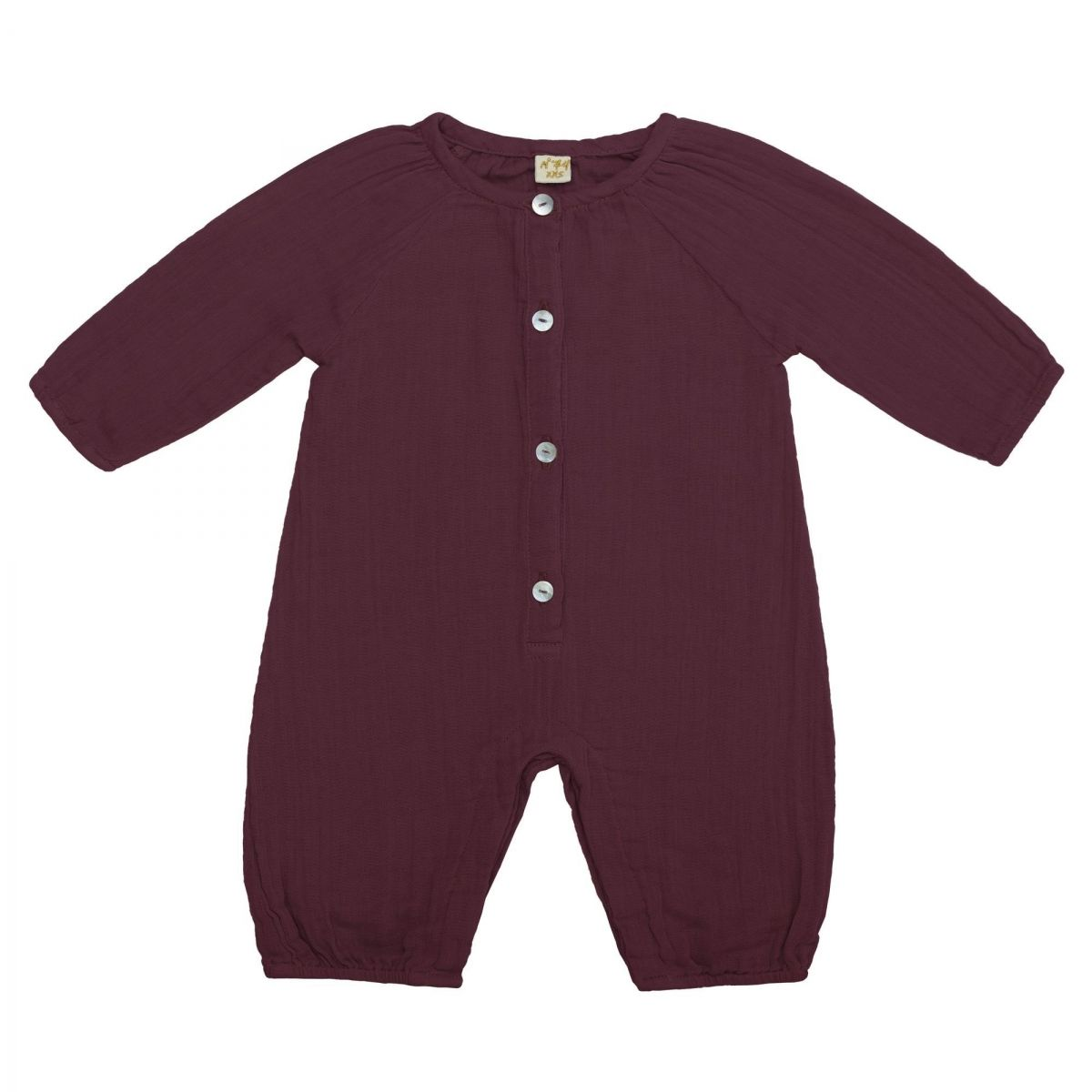 Numero 74 - Leni Jumpsuit Baby red macaron - 1