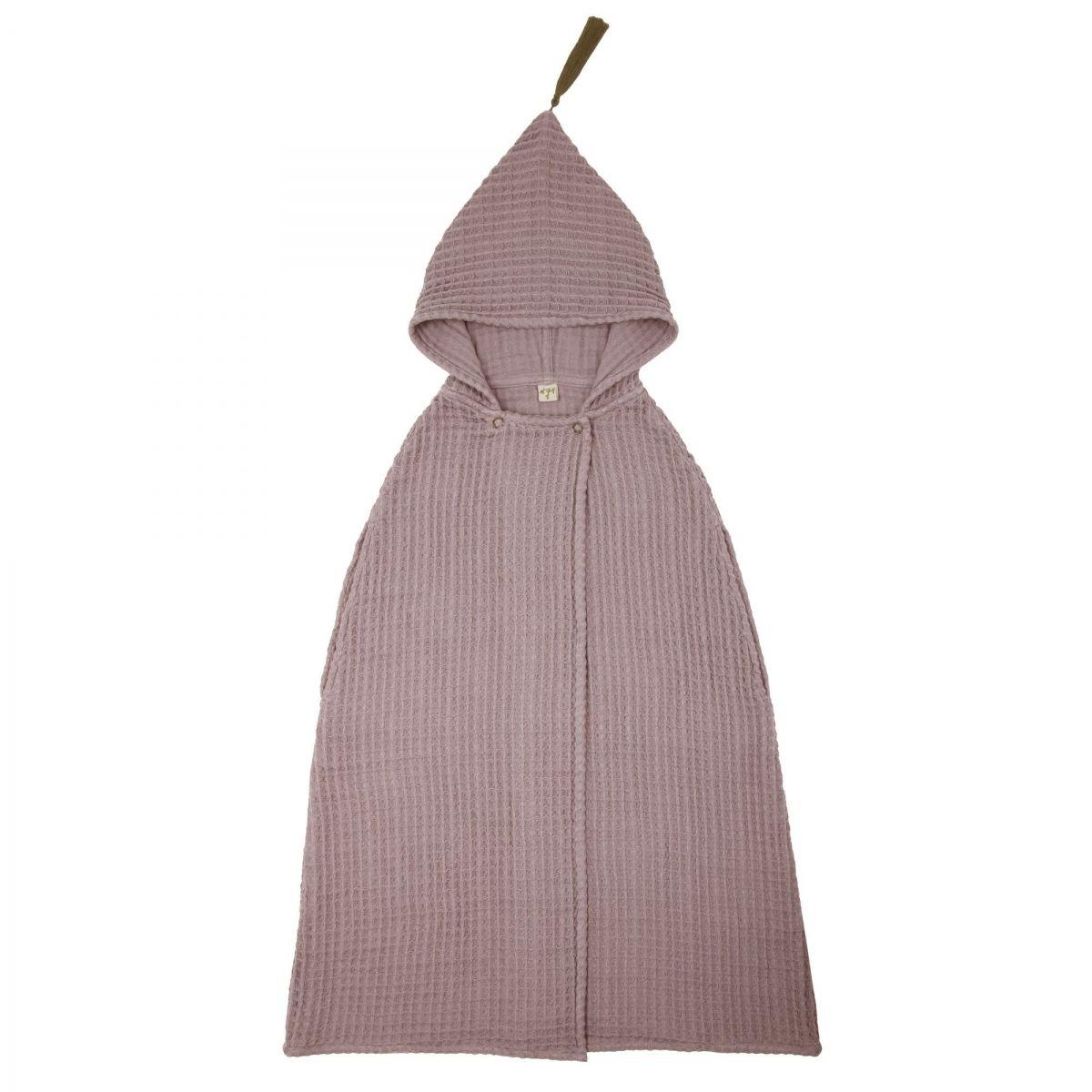 Numero 74 - Poncho Towel GW dusty pink - 1