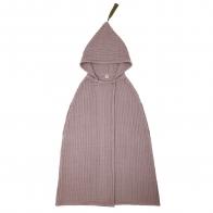 Poncho Towel GW dusty pink