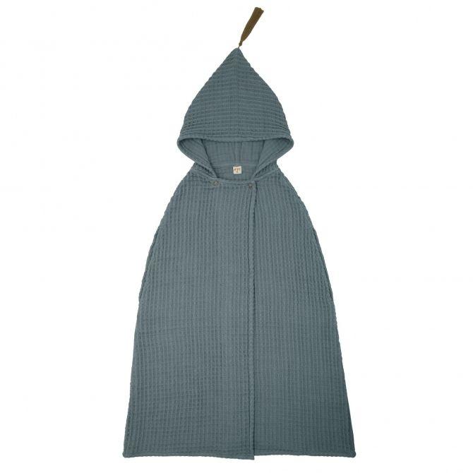 Szlafrok Poncho Towel GW szaroniebieski - Numero 74