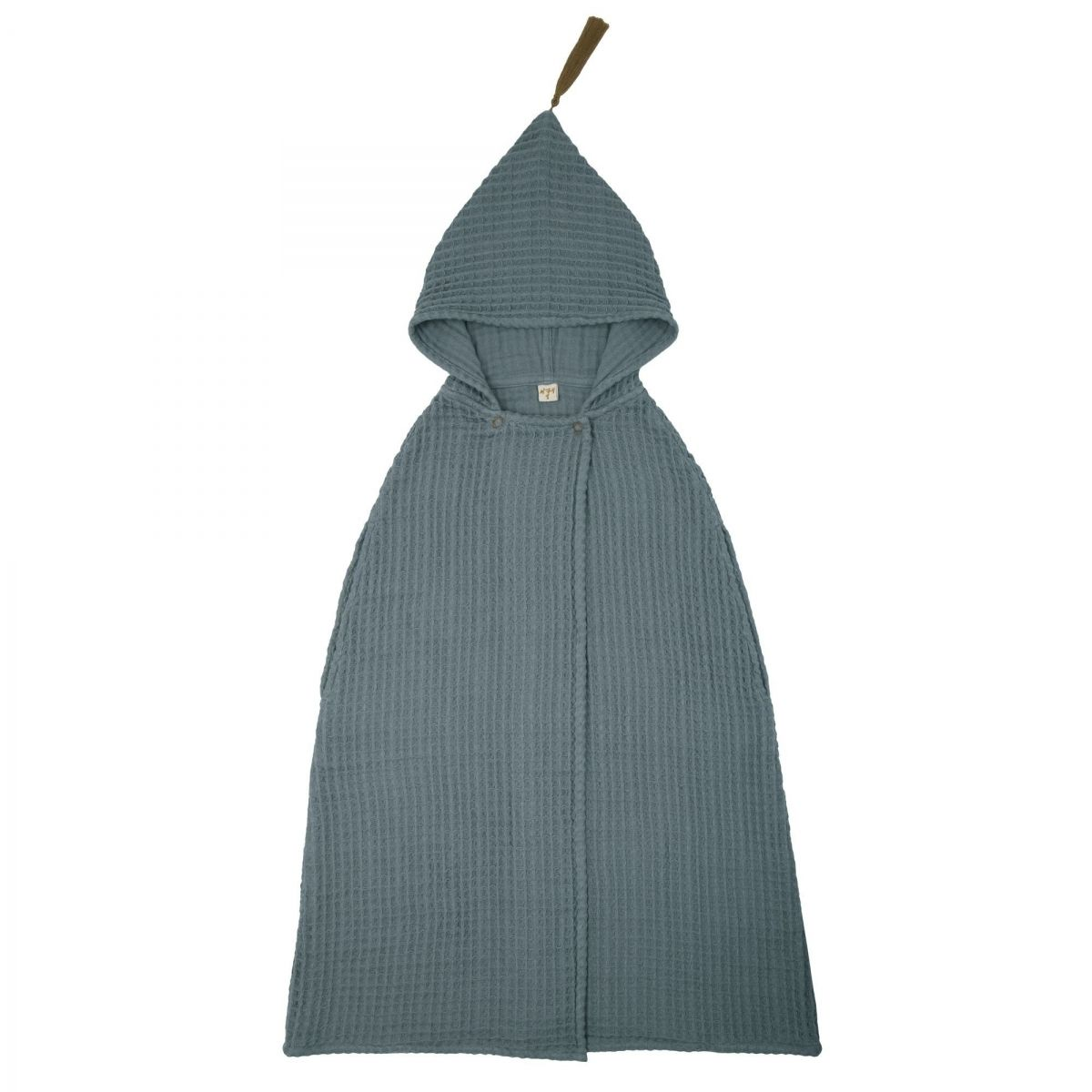 Numero 74 - Poncho Towel GW ice blue - 1