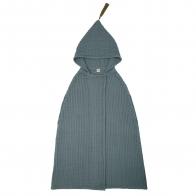 Poncho Towel GW ice blue