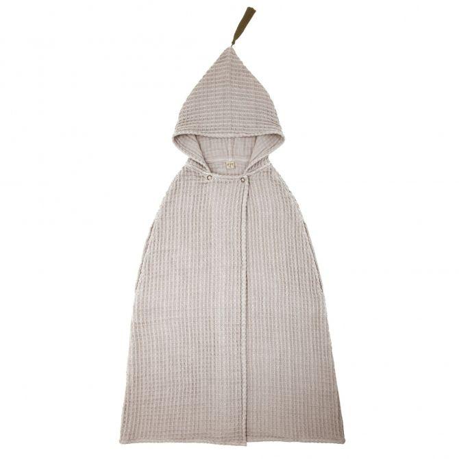 Poncho Towel GW powder - Numero 74