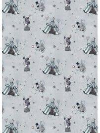 Mrs. Mighetto - The Wallpaper Circus Mighetto blue-grey - 4