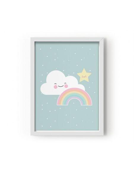Eef Lillemor - Poster Rainbow - 2