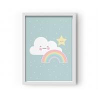 Plakat Rainbow