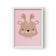 Plakat Ms. Deer