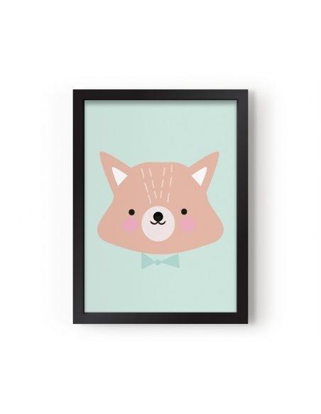 Eef Lillemor - Poster Mr. Fox - 1