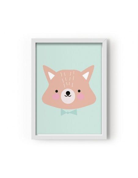 Eef Lillemor - Poster Mr. Fox - 2