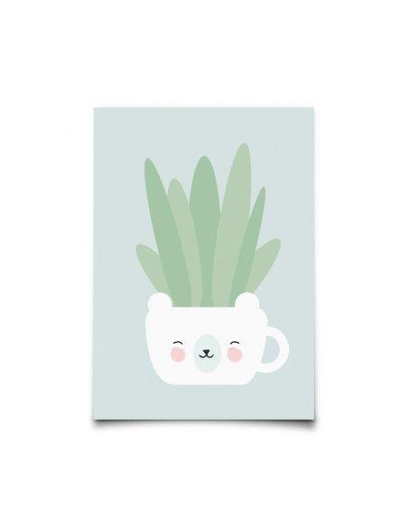 Eef Lillemor - Postcard Botanics Aloe Vera - 2
