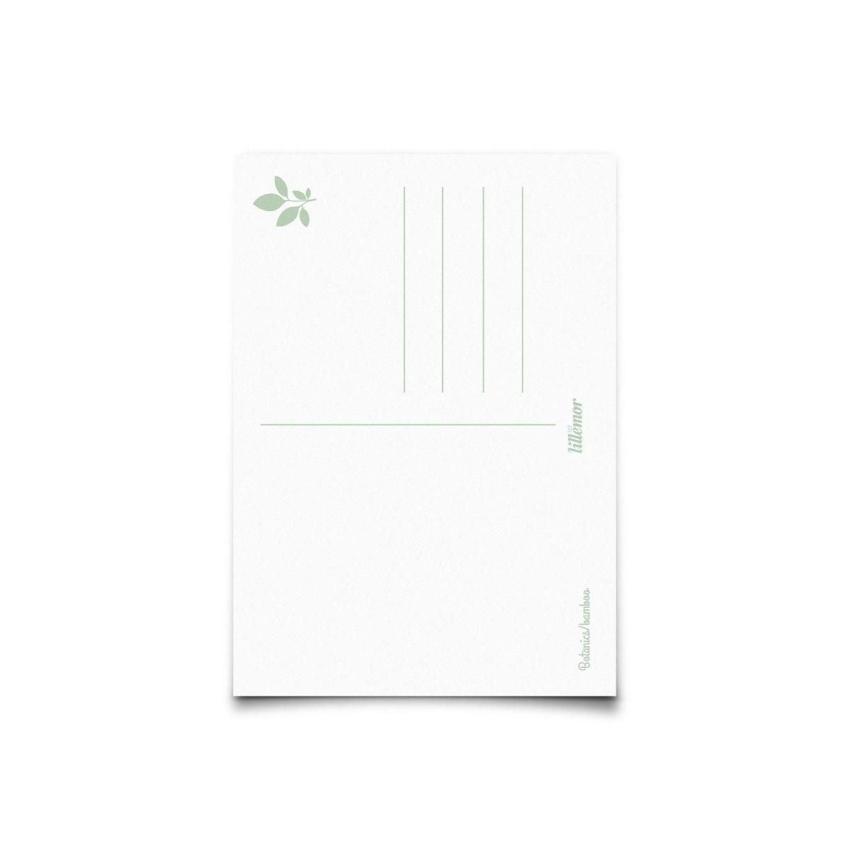 Eef Lillemor - Postcard Botanics Aloe Vera - 1