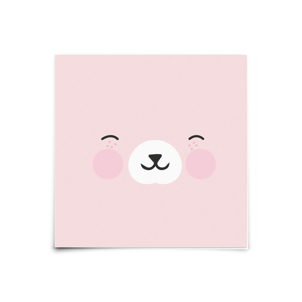 Eef Lillemor - Postcard Animal Faces Bunny - 1