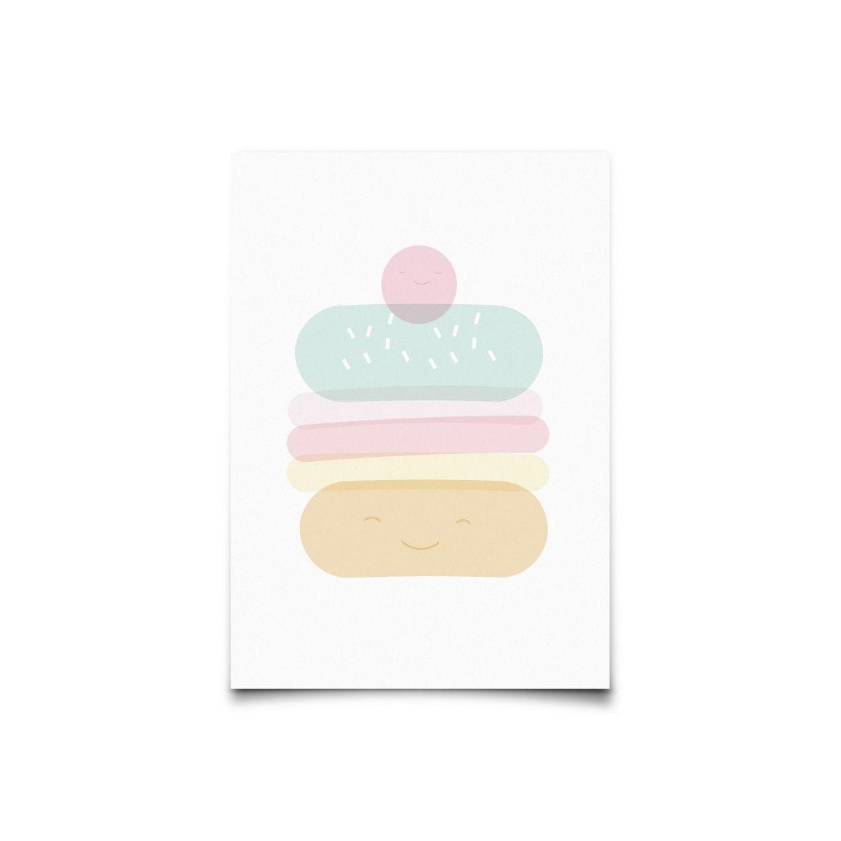 Eef Lillemor - Kartka Cake My Day - 1