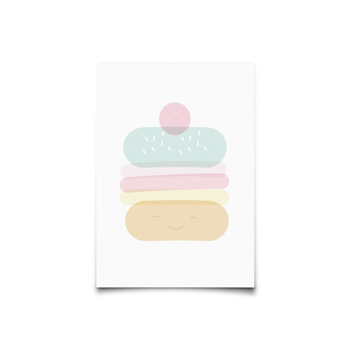 Eef Lillemor - Postcard Cake My Day - 1