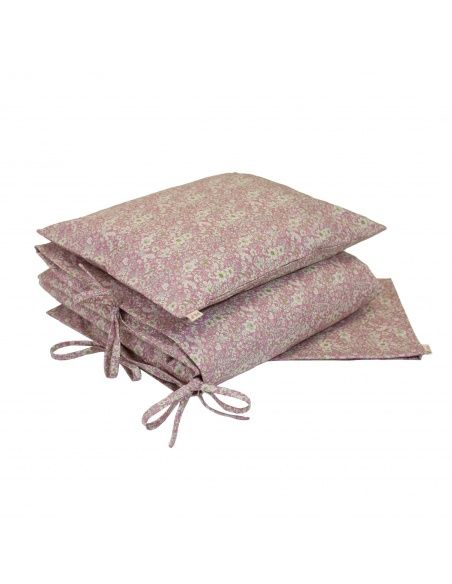 Numero 74 - Duvet Cover Set Lily pink/cream - 1