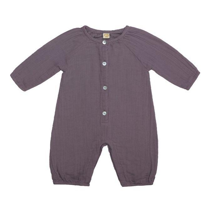 Leni Jumpsuit Baby dusty lilac - Numero 74