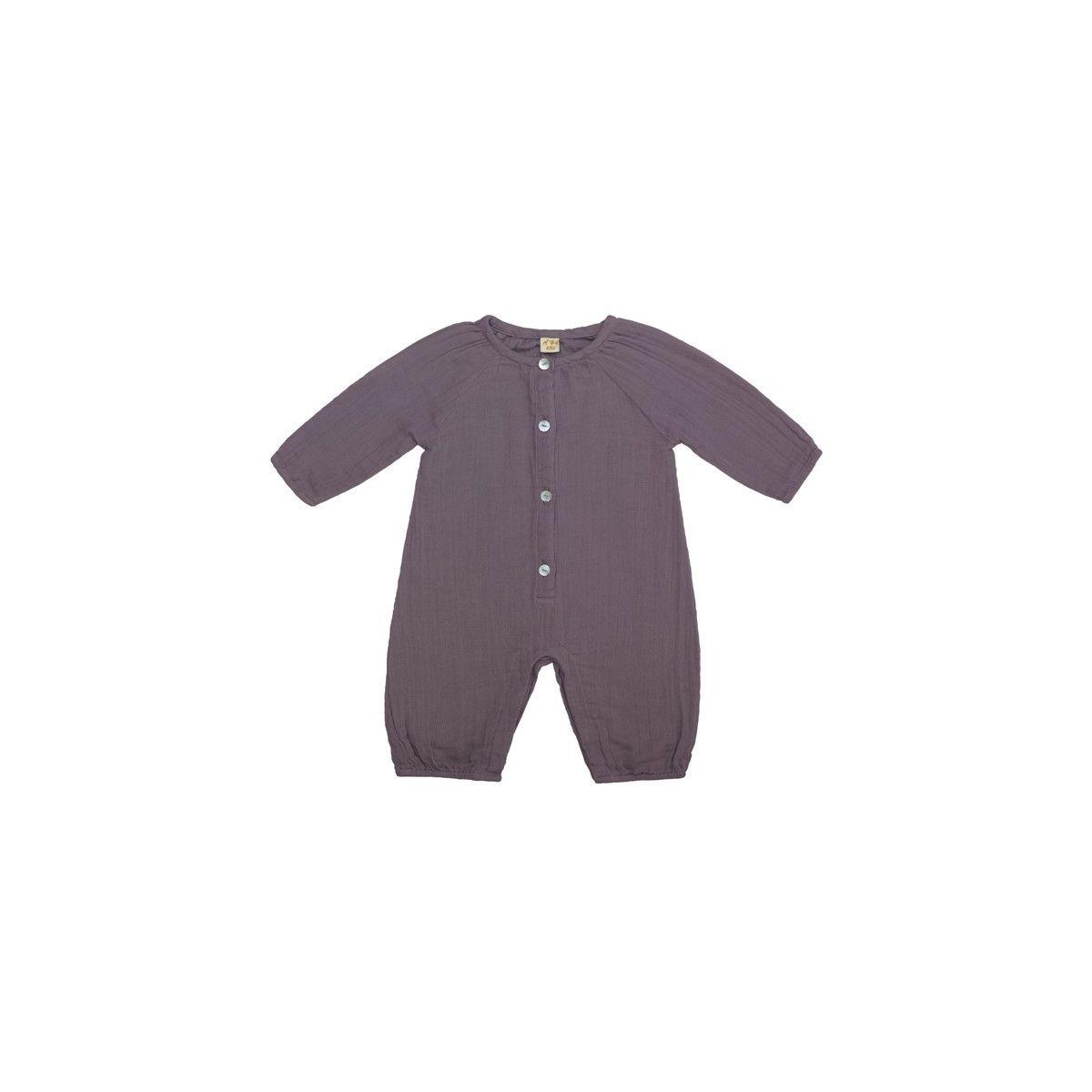 Numero 74 - Leni Jumpsuit Baby dusty lilac - 1