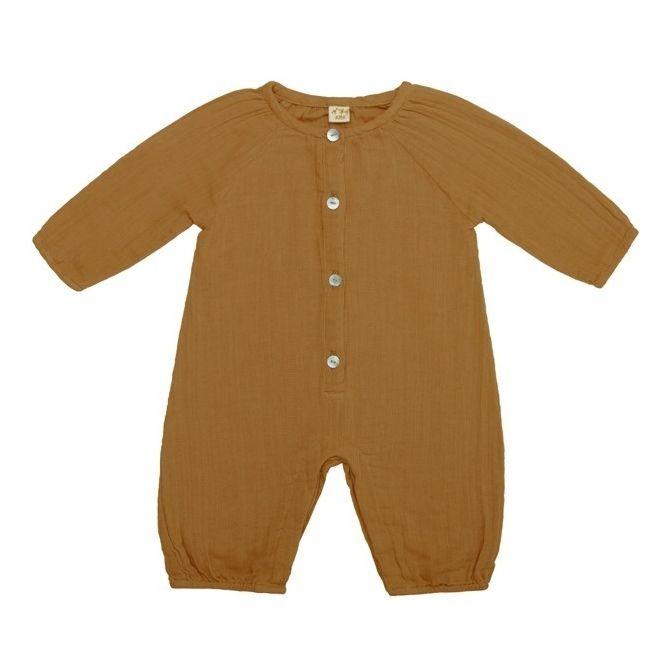 Leni Jumpsuit Baby gold - Numero 74