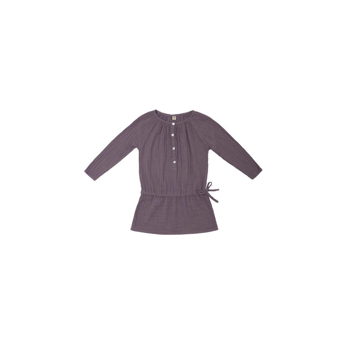 Numero 74 - Naia Dress Kid dusty lilac - 1