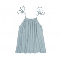 Mia Short Dress Mum sweet blue