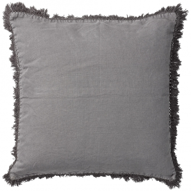 Haydie cushion grey square - Lene Bjerre