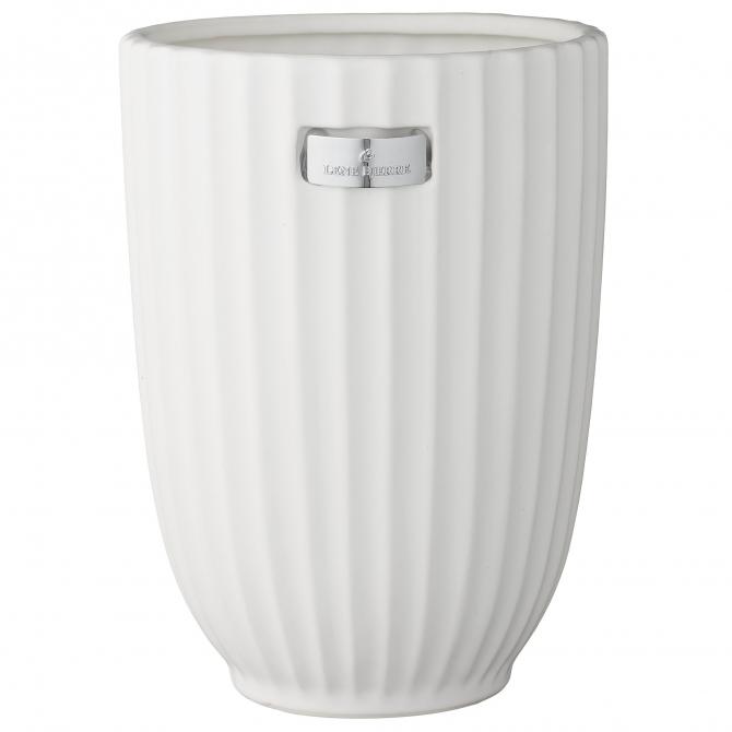 Rosalie Vase white - Lene Bjerre