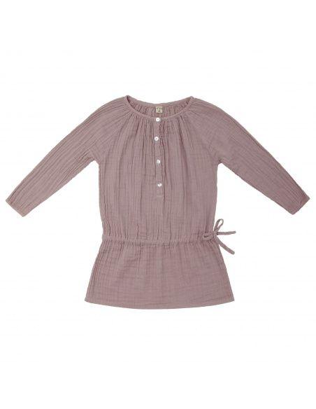 Numero 74 Naia Dress Kid dusty pink