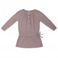 Naia Dress Kid dusty pink