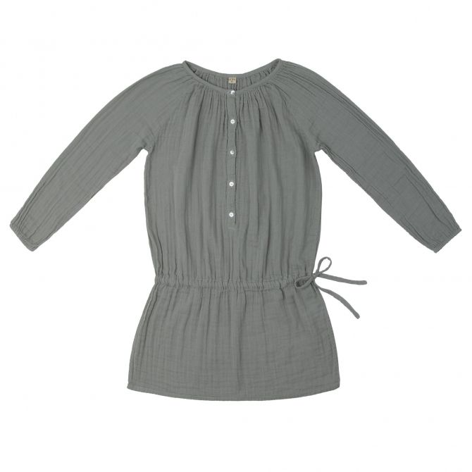 Numero 74 Naia Dress Mum silver grey