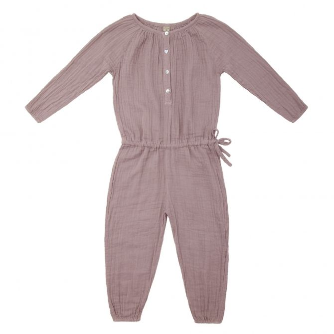 Numero 74 Naia Jumpsuit Kid dusty pink