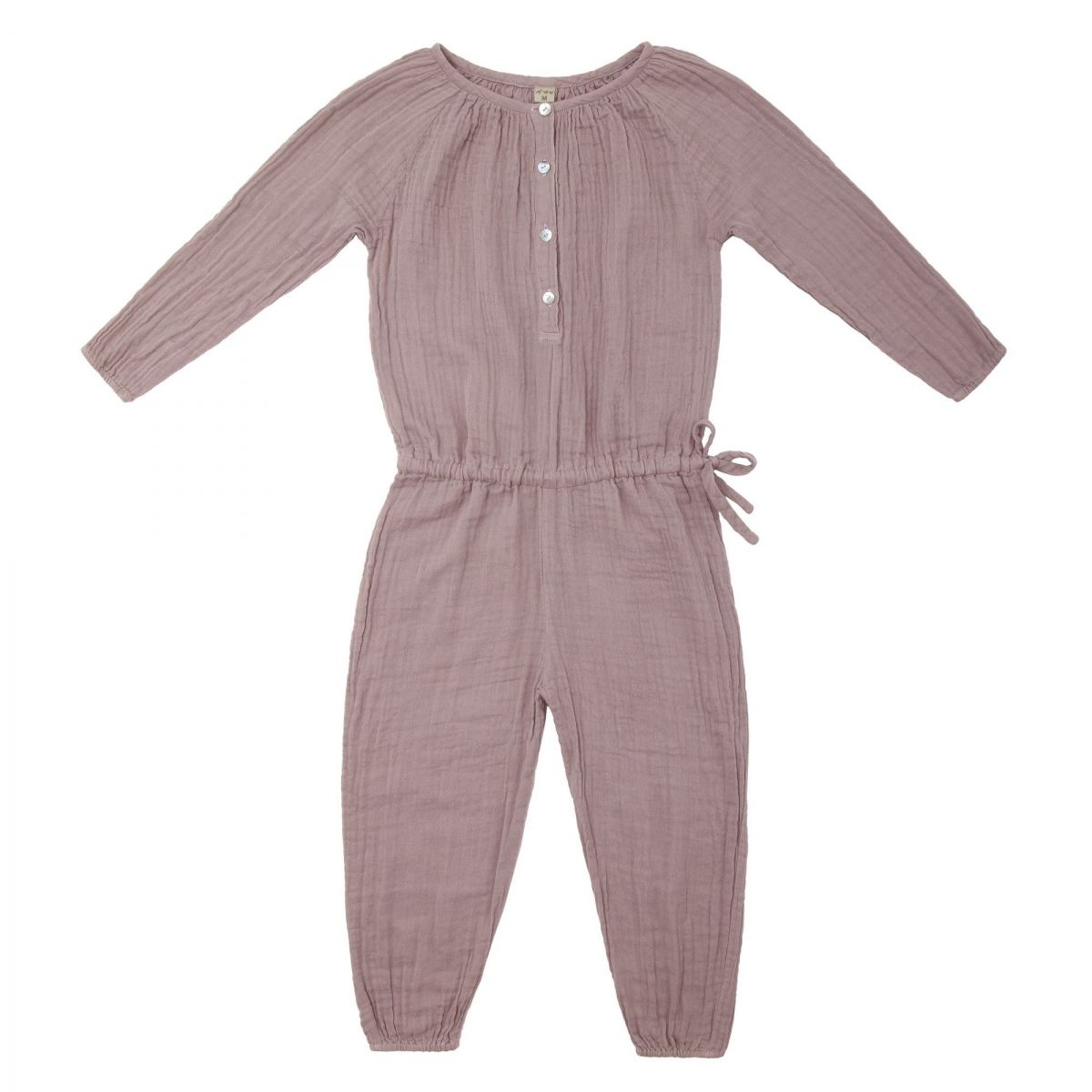 Naia Jumpsuit Kid dusty pink - Numero 74