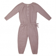 Naia Jumpsuit Kid dusty pink