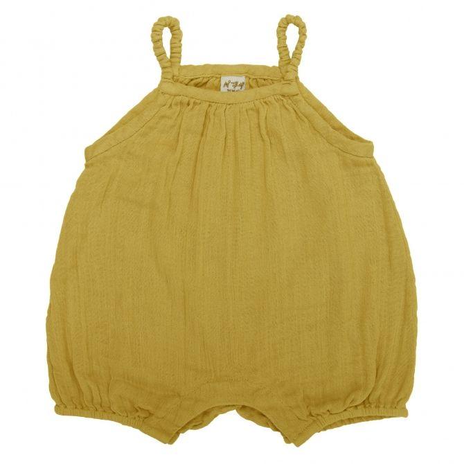 Romper niemowlęcy Lolita słonecznie żółty - Numero 74