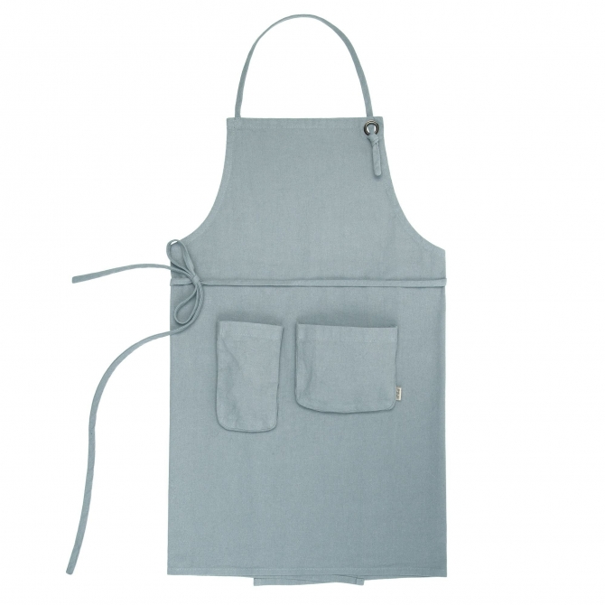 Apron Adult sweet blue - Numero 74