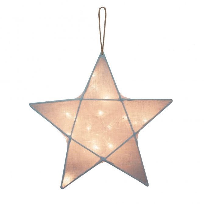 Star Lantern sweet blue - Numero 74