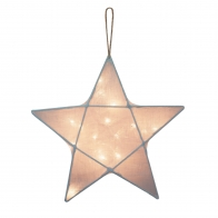 Star Lantern sweet blue