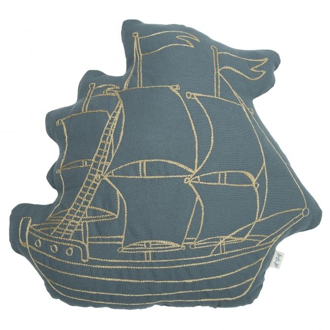 Boat Cushion ice blue - Numero 74