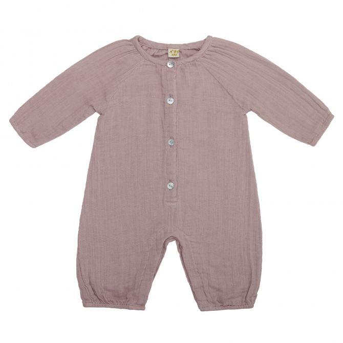 Leni Jumpsuit Baby dusty pink - Numero 74
